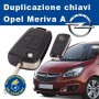 Duplication Keys Opel Meriva a