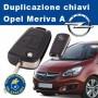 Duplicazione Chiavi Opel Meriva a