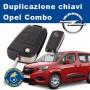 Duplication Keys Opel Combo