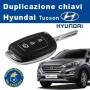 Duplicazione chiavi Hyundai Tucson