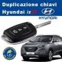 Duplicazione chiavi Hyundai ix35