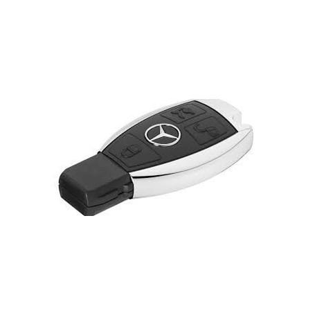 Chiave auto Mercedes roma