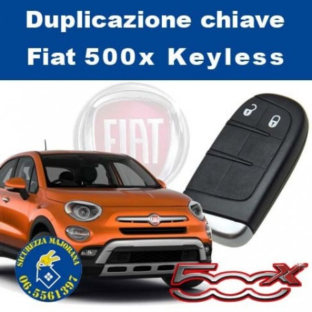 copy of Chiave Fiat 500