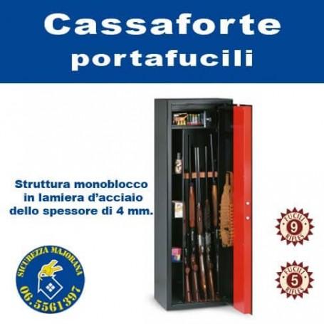 Cassaforte portafucili Technomax
