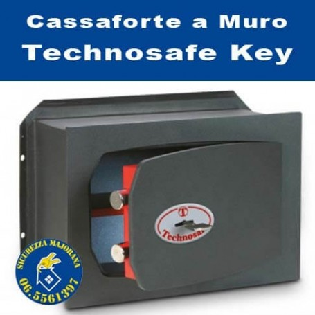 Cassaforte a muro Technosafe Key