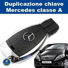 Duplicazione chiave Mercedes classe A