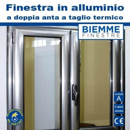 Finestra in Alluminio Roma