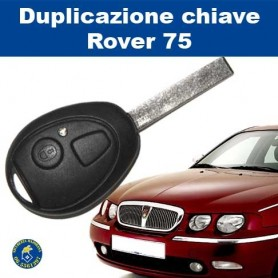 Duplicazione chiavi Rover 75