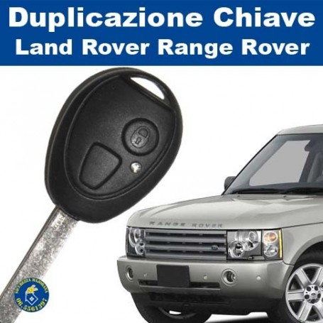 Key duplication Land Rover Range Rover