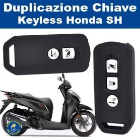 Duplicazione chiave Keyless Honda SH