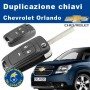 Duplicato chiavi Chevrolet Orlando