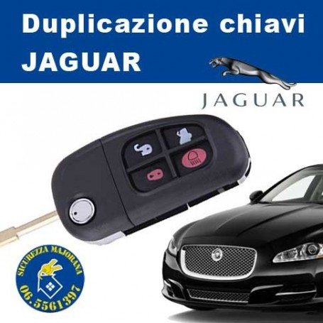 Duplicazione chiave Jaguar