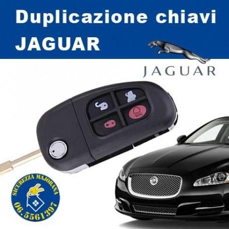 Jaguar key duplication