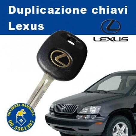 Lexus Key Duplication