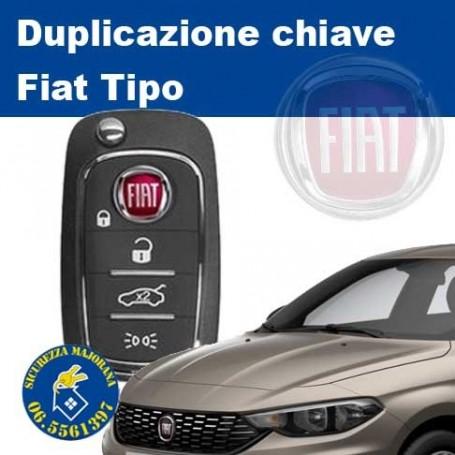Duplicazione Chiavi Fiat Tipo