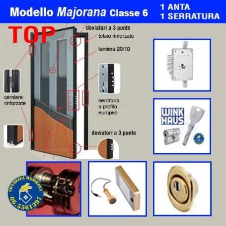 Majorana armored door Top 1 door
