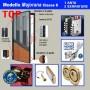 Majorana security door Top 1 double lock door