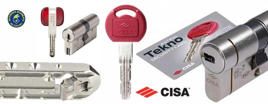 Cilindro Europeo CISA