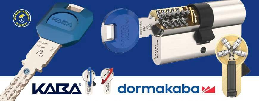Cilindro Europeo KABA