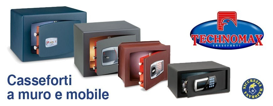 Wall and mobile safes