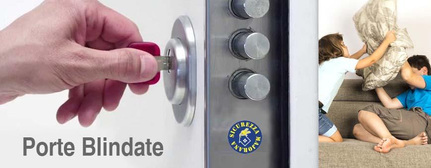 produzione porte blindate a Roma