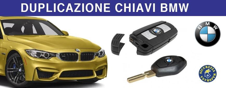Duplicazione Chiavi BMW