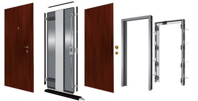 Come cambiare la porta blindata - Cambiare maniglia porta ...