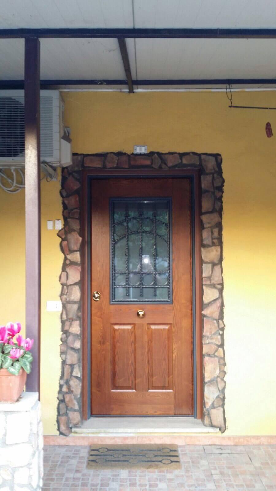 Porte blindate roma - Maniglia per porta blindata ...