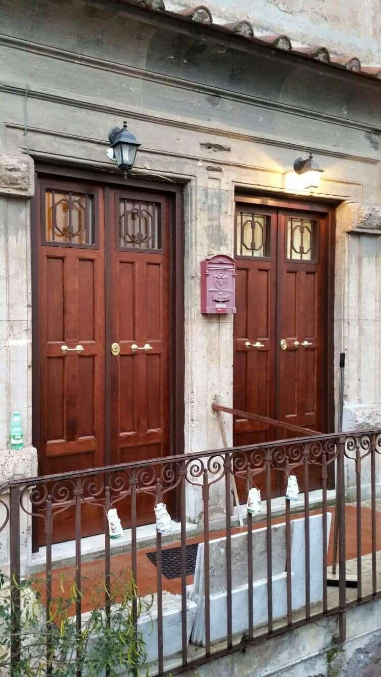 Porte blindate roma - Montaggio paraspifferi porta blindata ...