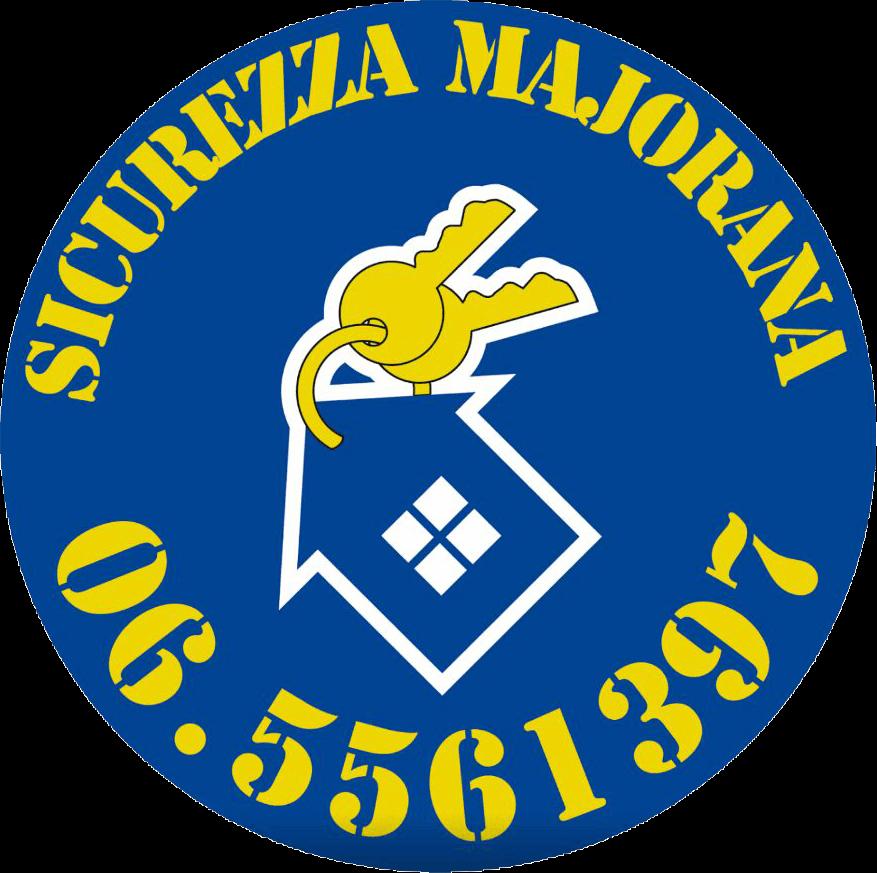 logo sicurezza majorana