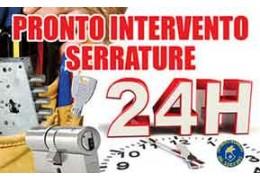 Pronto intervento serrature Roma